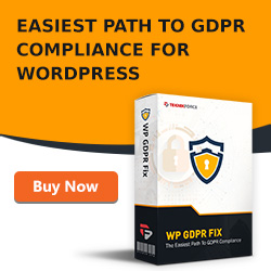 Download all-in-one GDPR plugin solution for wordpress